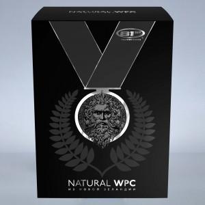 NZ WPC (шоколад 330г)